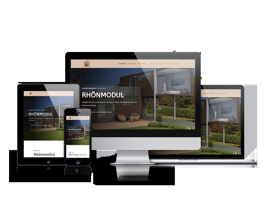 SF-webService-Webdesign-Rhönmodul